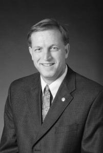 Novato Chamber CEO Coy Smith