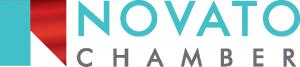 Novato Chamber Horizontal logo Without Tagline