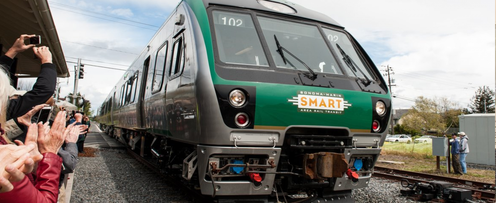 SMART Rail will give Novato three transit stops along the 101 Corridor for commuters and leisure travelers.
