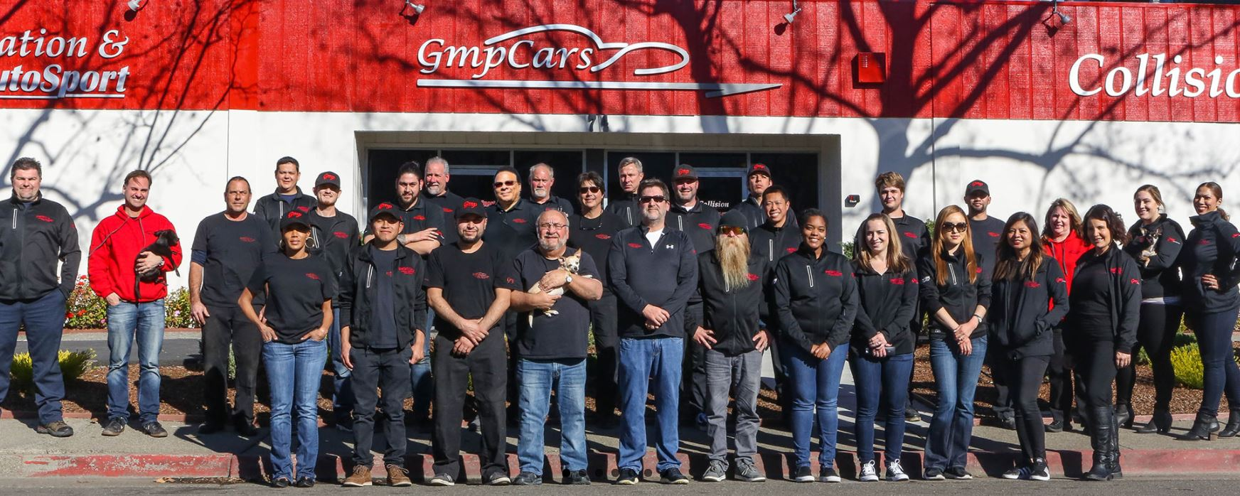 GMP Cars Employees Novato Chamber
