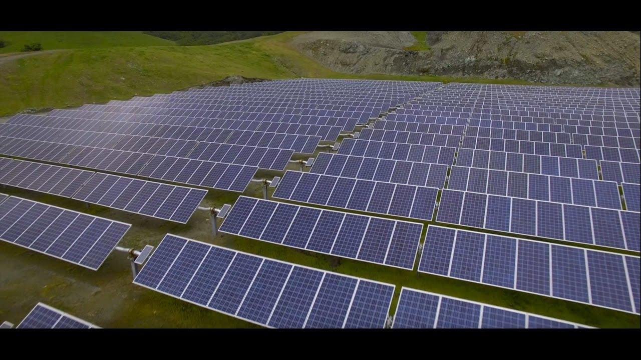 Solar Farm Sustainability Novato Chamber