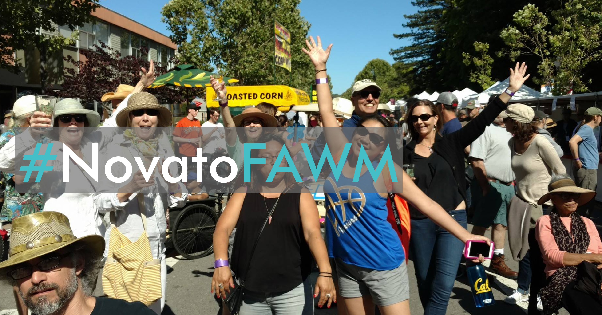 Downtown Novato Chamber of Commerce #FAWM