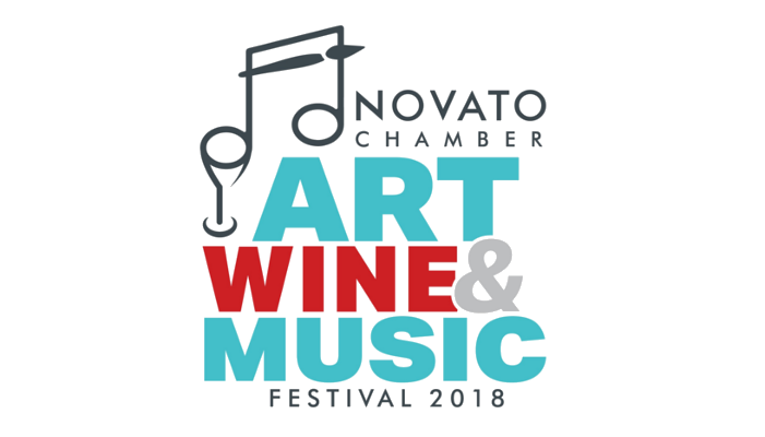 Festival of Art, Wine and Music Event, Novato Chamber, Grant Avenue Novato Downtown Bands Stage Margarita Beer