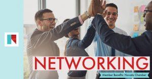 Networking benefits membership members login