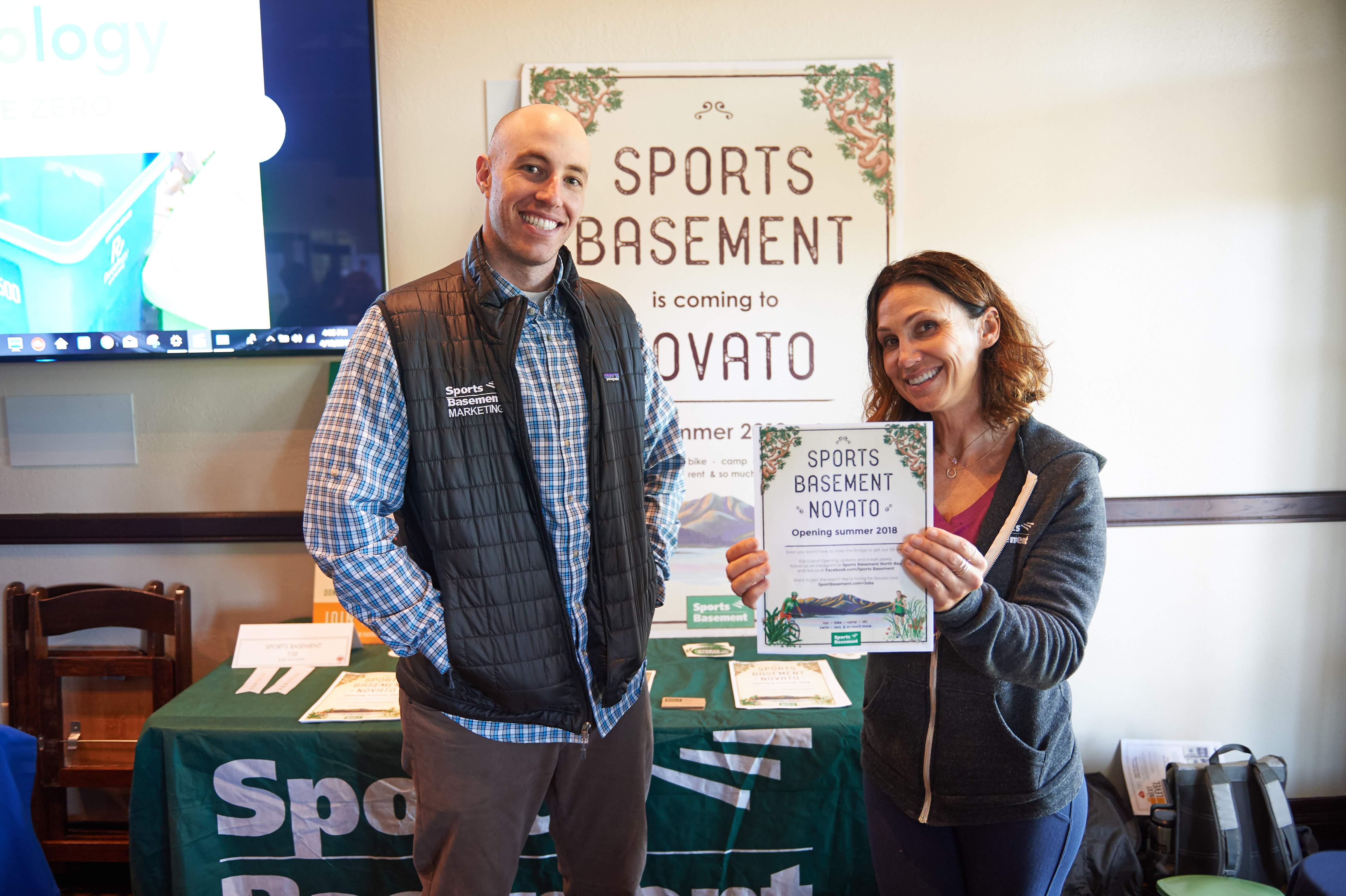 Sports Baeement North Bay BUsiness Expo Tradesho Showcase San Rafael Novato Chamber
