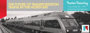 Noontime Networking SMART Train North Bay Traffic Transit