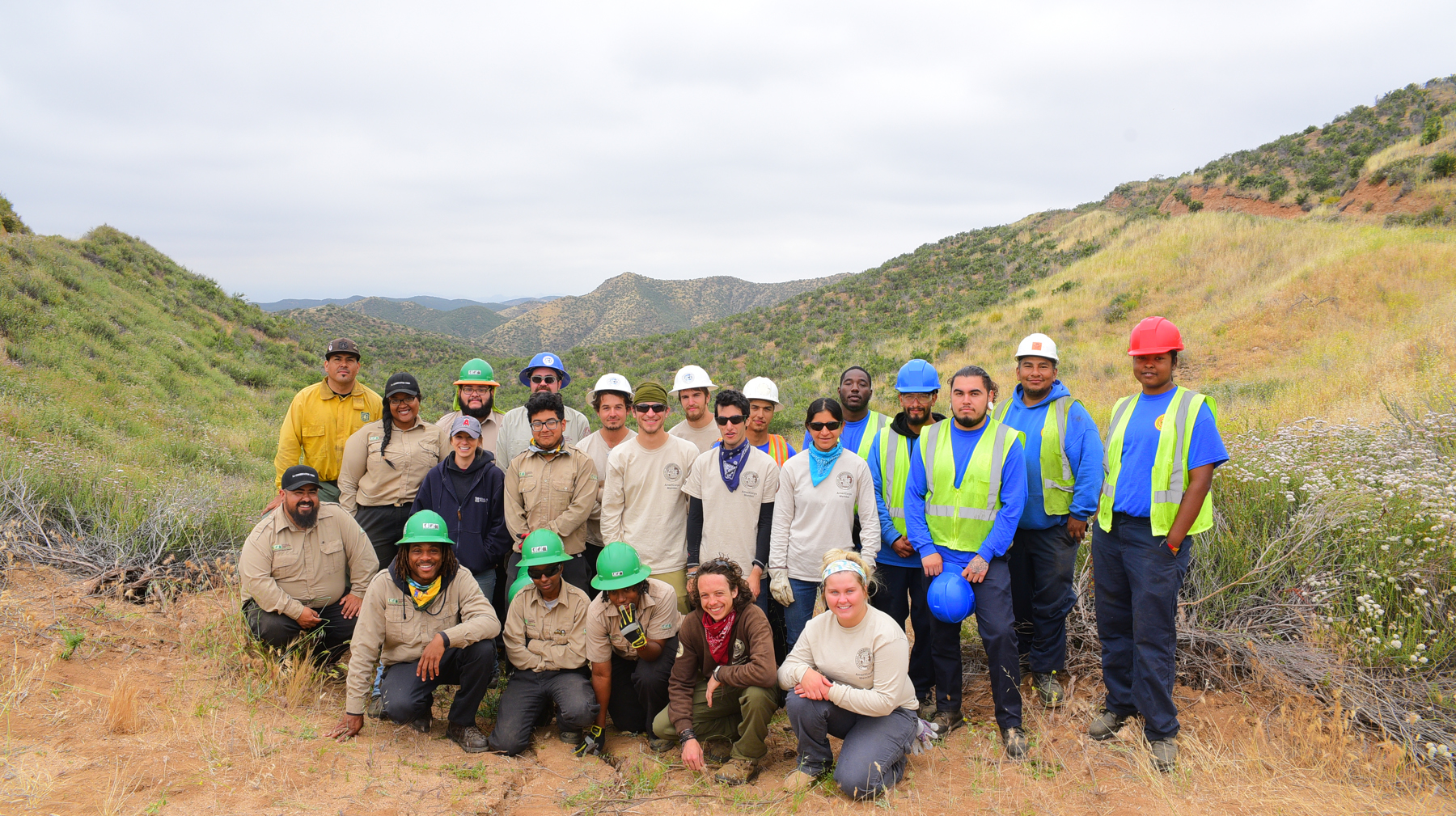 Conservation Corps North Bay new member just joined the Novato CHamber