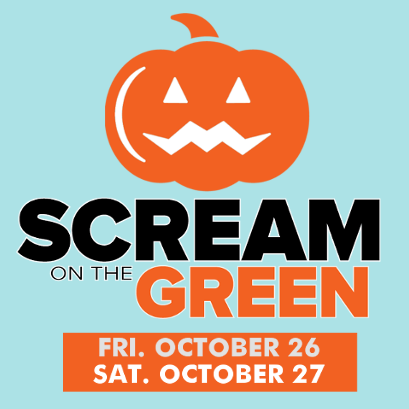 Scream on the green 2018