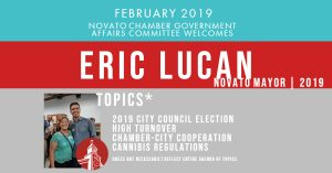Eric Lucan Candidate Endorsement voting GAC government committee afairs lucan athas fryday interview bias eklund paris rafael san petaluma sonoma voting election day
