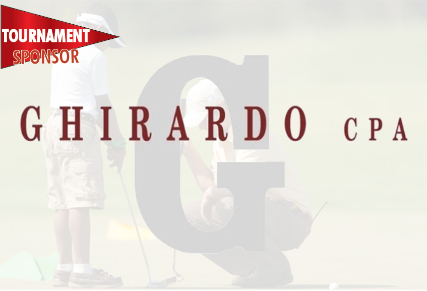 Golf Tournament Sponsors Novato CHamber of Commerce Marin Country Club Ghirardo CPA