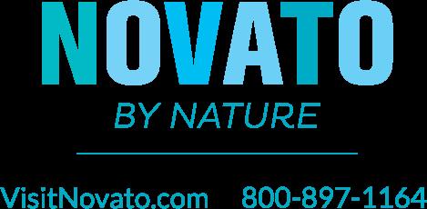 Visit Novato Logo