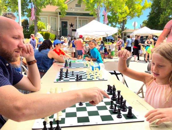 Novato Chess Days