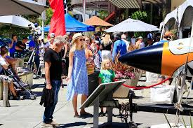 Novato Space Days - August