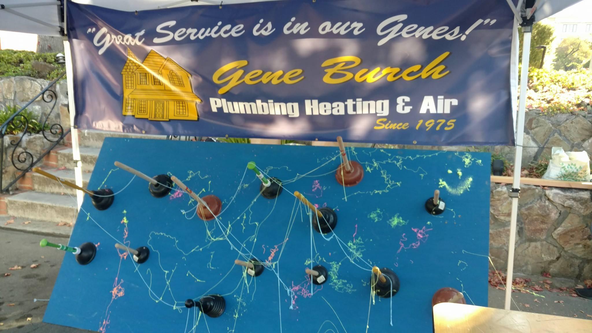 Scream on the Green Gene Burch Plumming