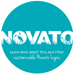 Novato Merchandise Egret Customizable Novato Chamber gear