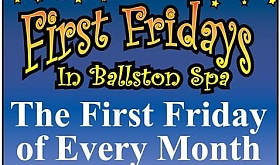 Ballston Spa first fridays