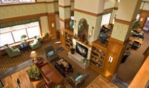 Saratoga Hampton Inn