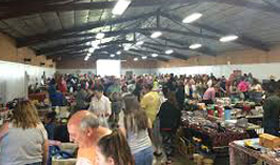 WGNA Worlds Largest Garage Sale