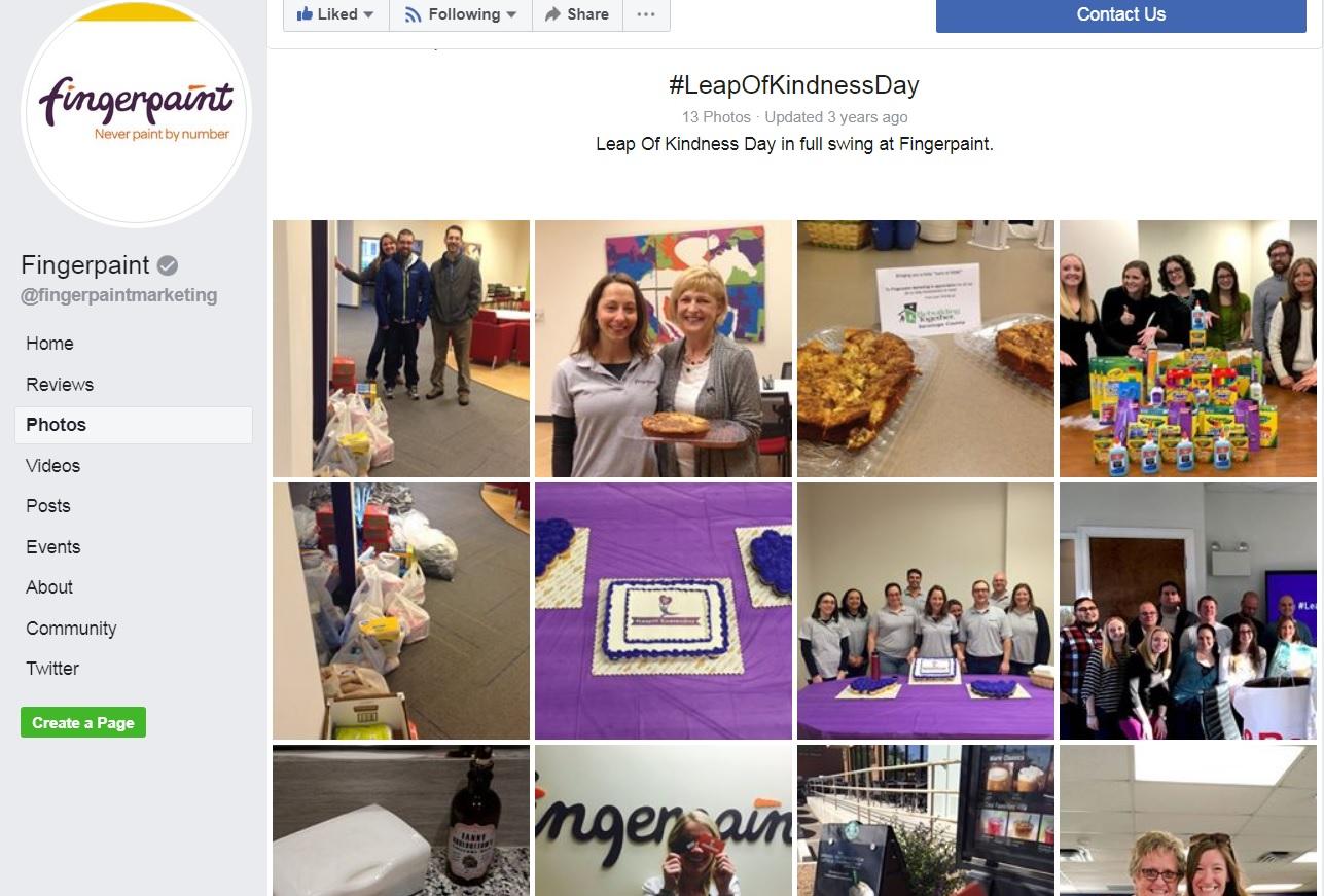 FB - Fingerpaint National Campaign