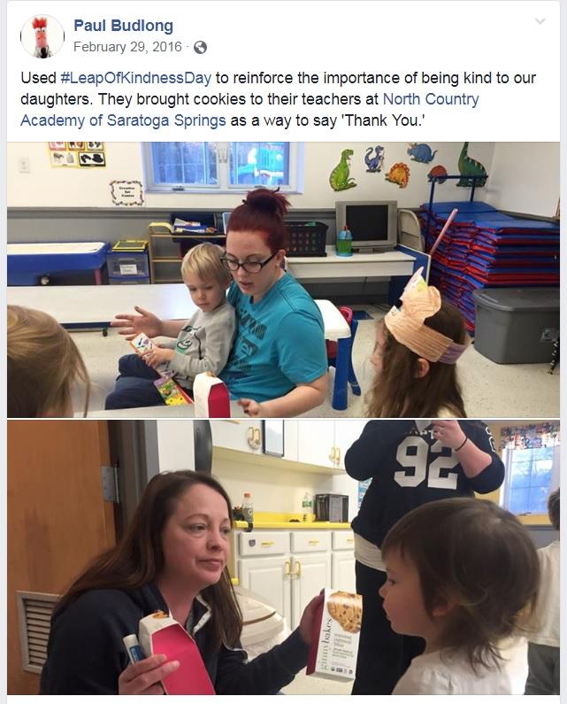 FB - Thank a teacher