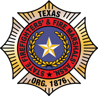 State Firefighters and Fire Marshals Association of Texas Logo