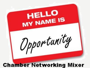 Chamber Networking Mixer