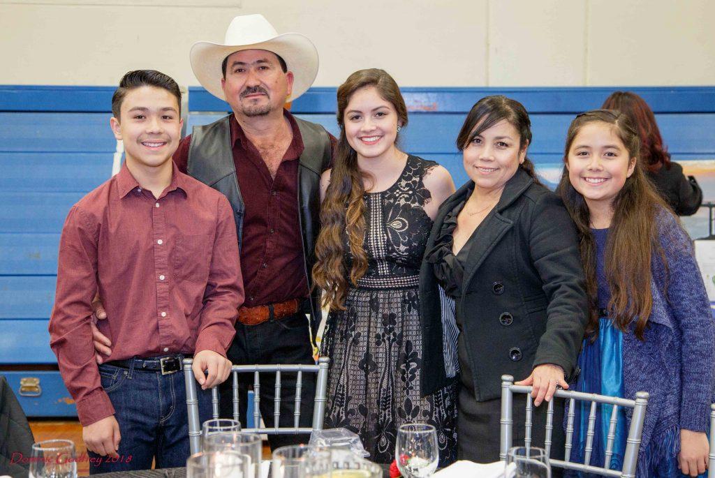 Ariana and Family