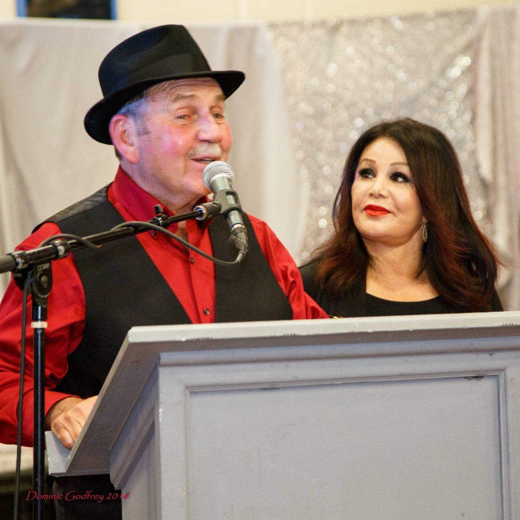 Cecelia and Gary Speech