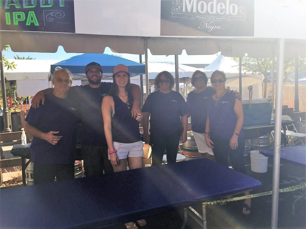 2016 Taste main tent volunteers