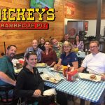 Dickeys May 14, 2018 with logo