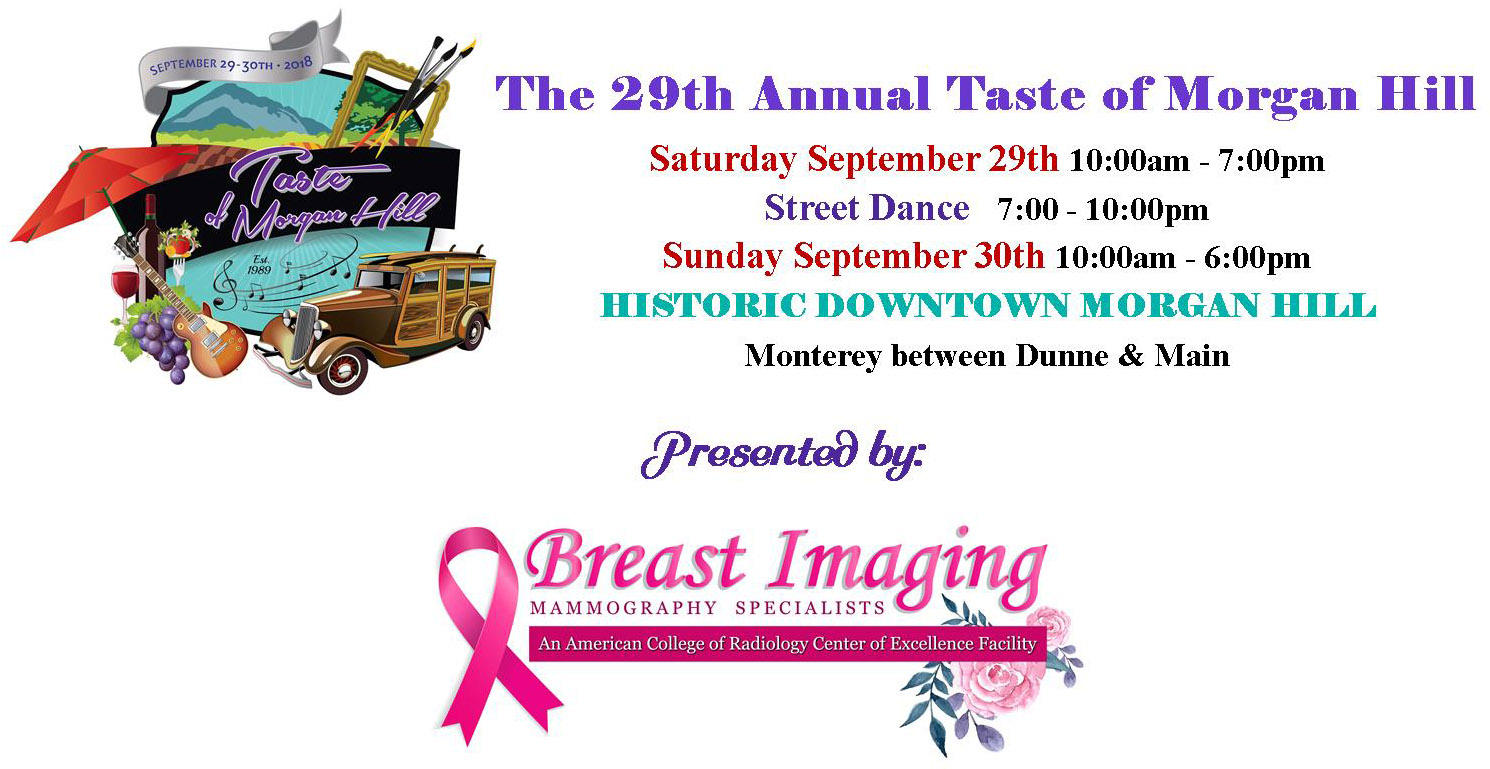 Taste of MH 29th long info & logo & Sponsor