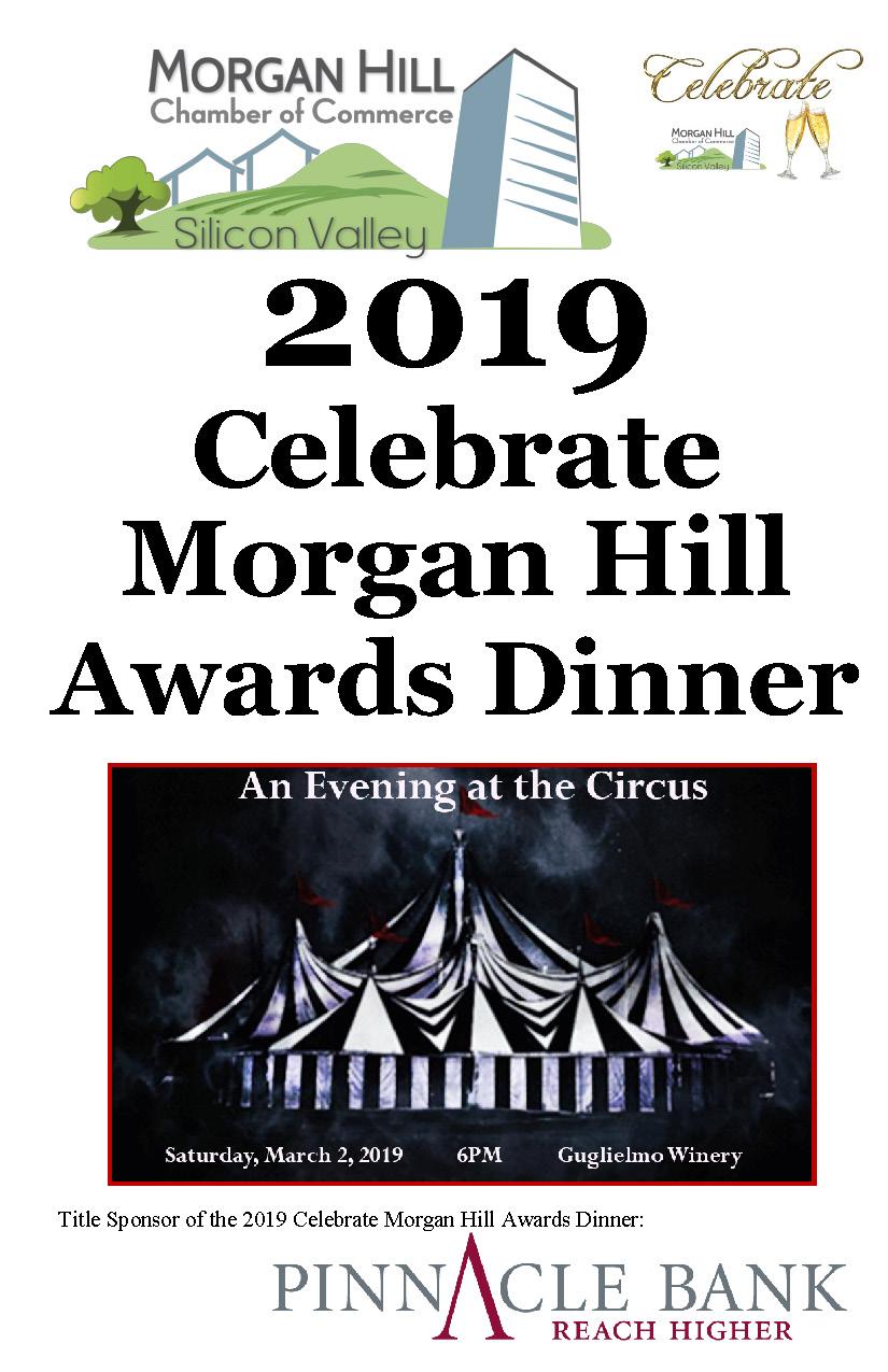 2019 Celebrate Program cover