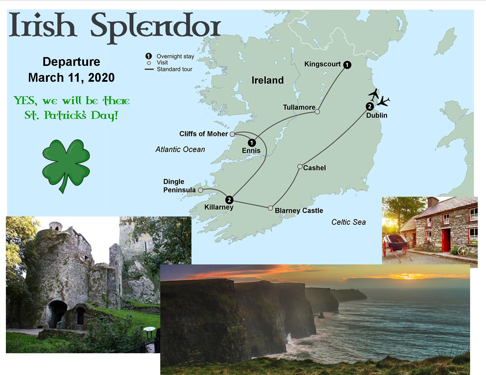 2020 Irish Splendor Celtic