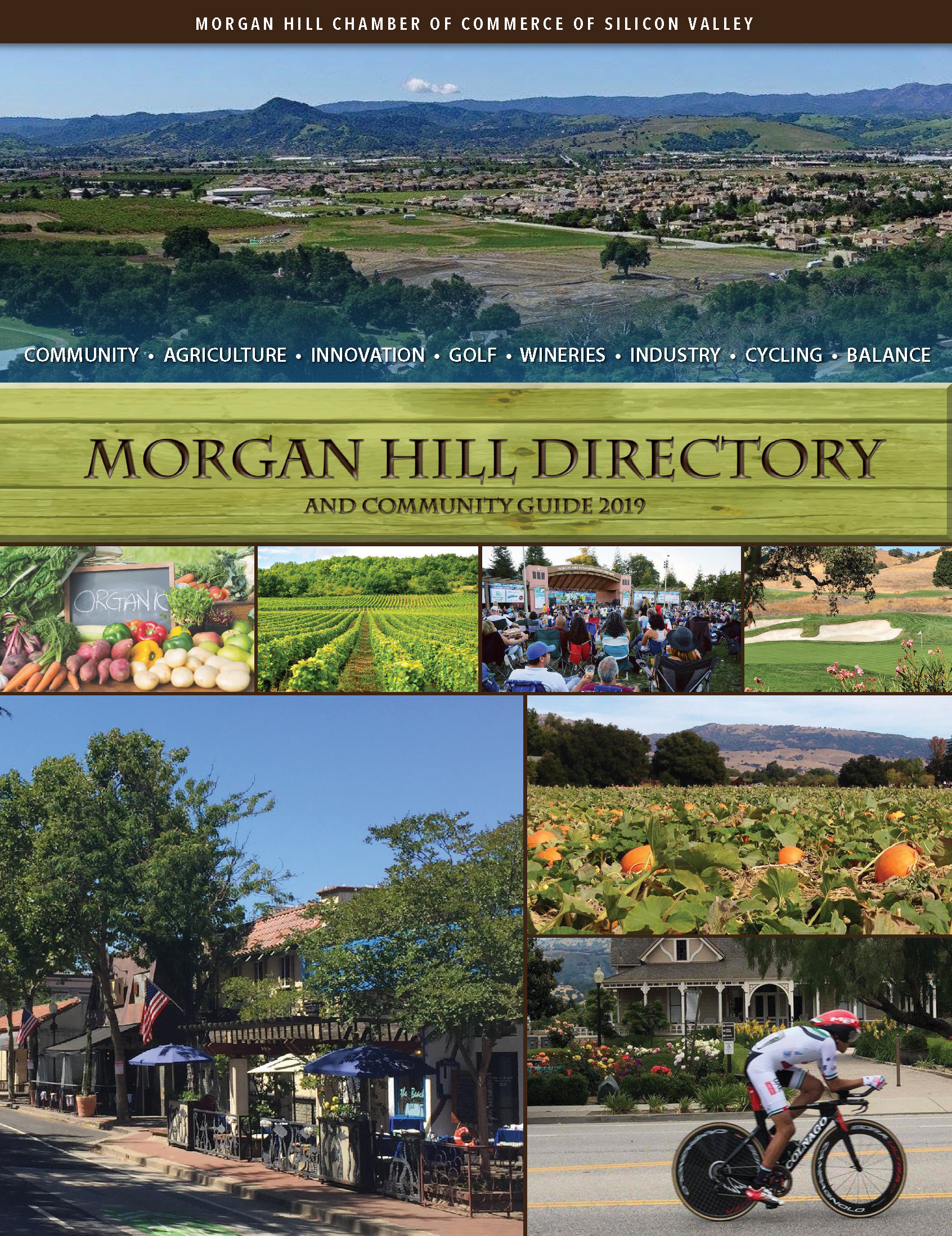 Morgan Hill Business Directory and Community Guide