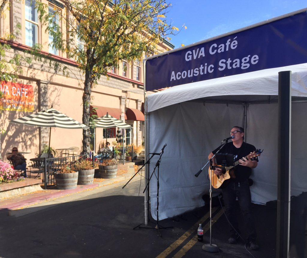 GVA Stage