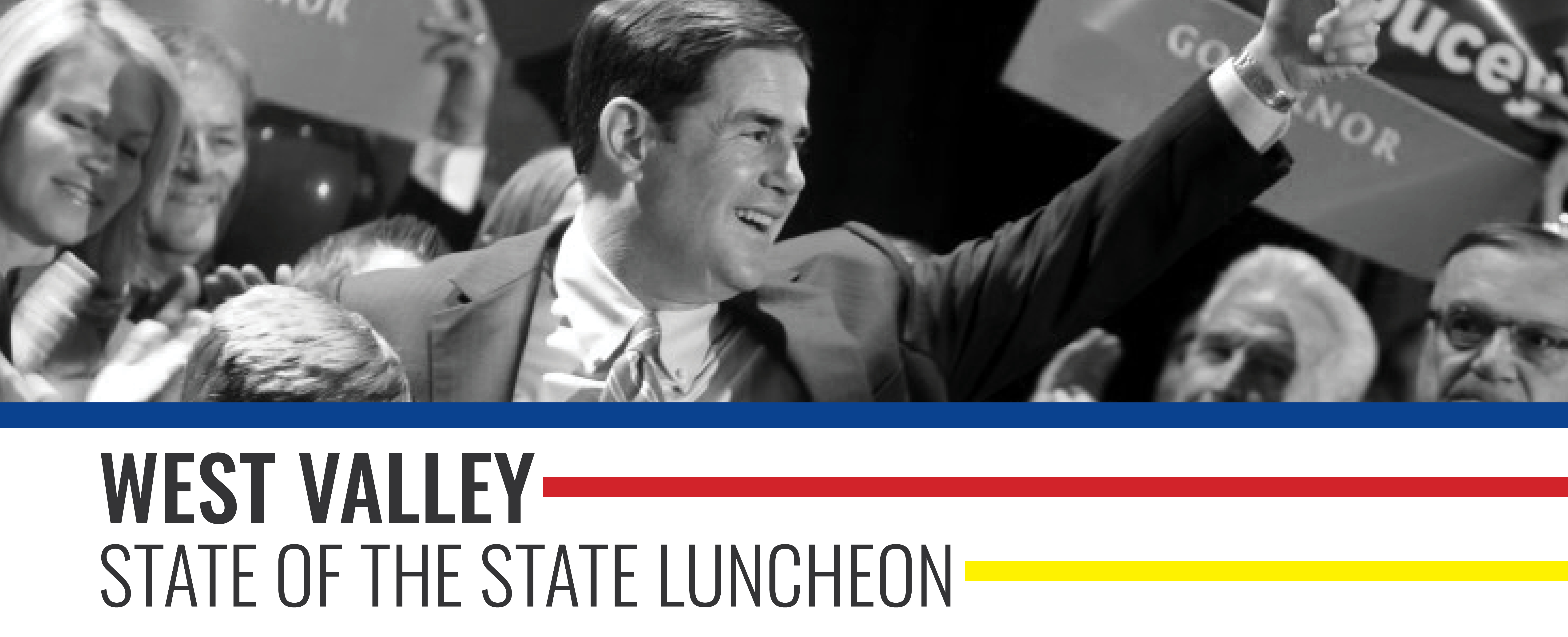 West Valley State of the State Luncheon - Header
