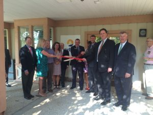 Pikesville Chamber Ribbon Cutting