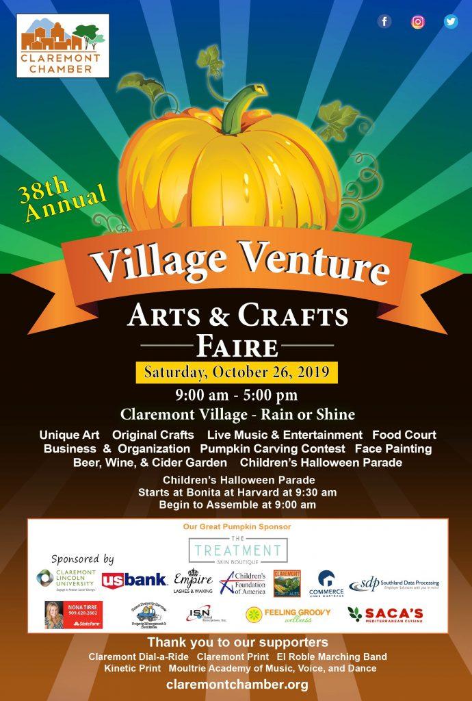 2019 Village Venture Poster-01