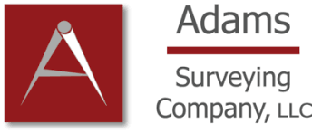 Adams Surveying Company logo from web