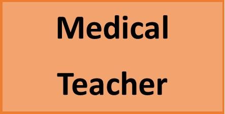 Medical Teacher Logo