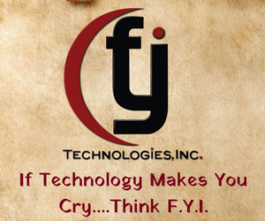 If Technology Makes You Cry....Think F.Y.I. (1)