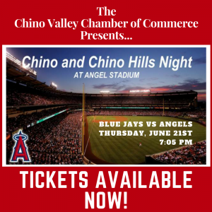The Chino Valley Chamber of Commerce Presents...