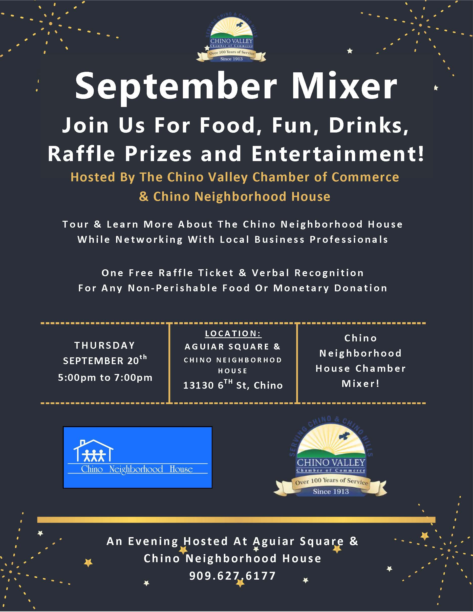 CNH Chamber Mixer Invitation
