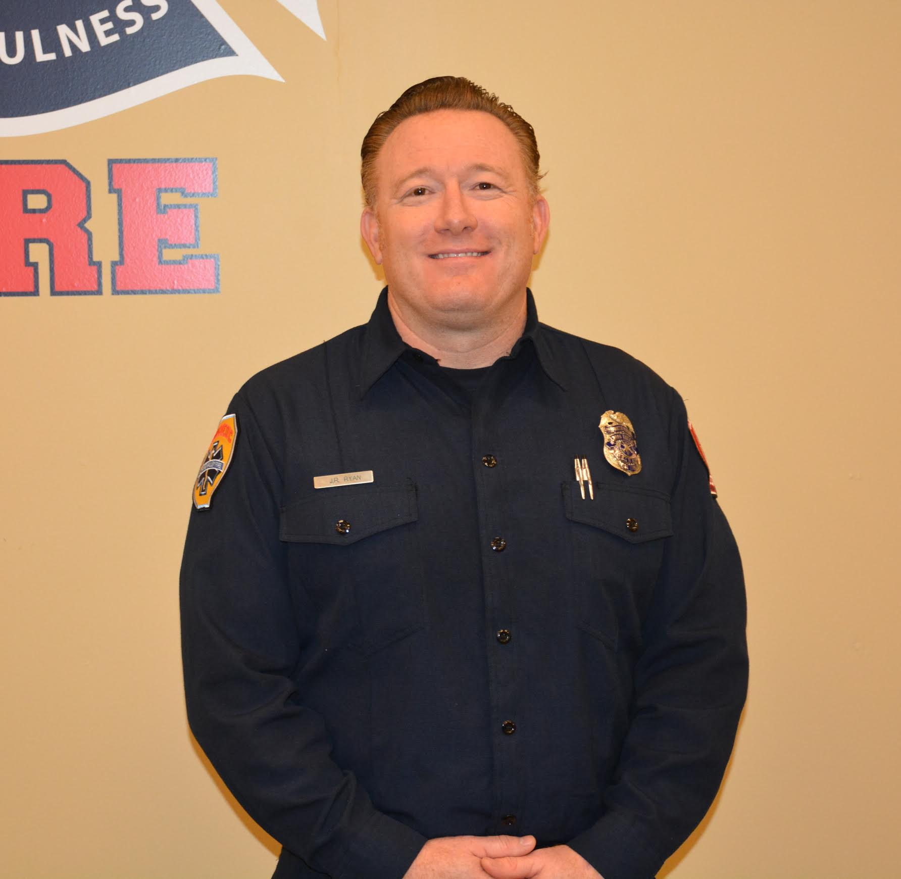 Edwin Ryan (JR) Chino Valley Fire District Firefighter of the Year