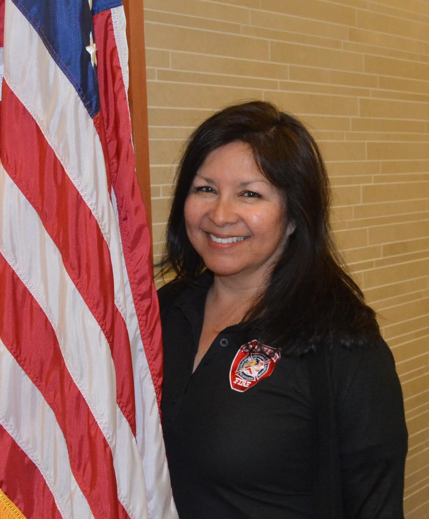 Alma Nielsen Chino Valley Fire District Employee of the Year
