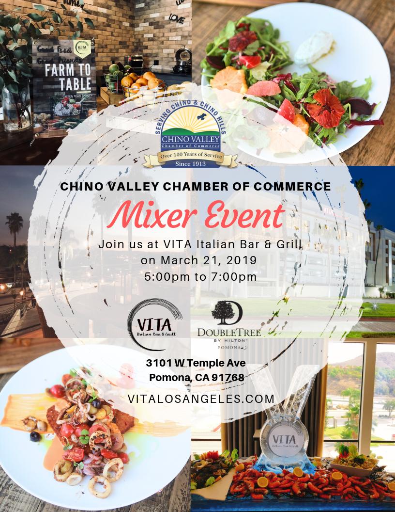 Chino Valley Chamber Mixer 03.2019