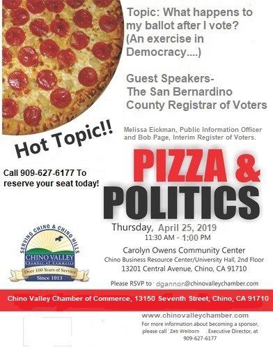 pizza & Politica