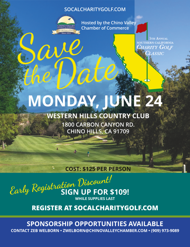 Southern California Charity Golf Classic 2019