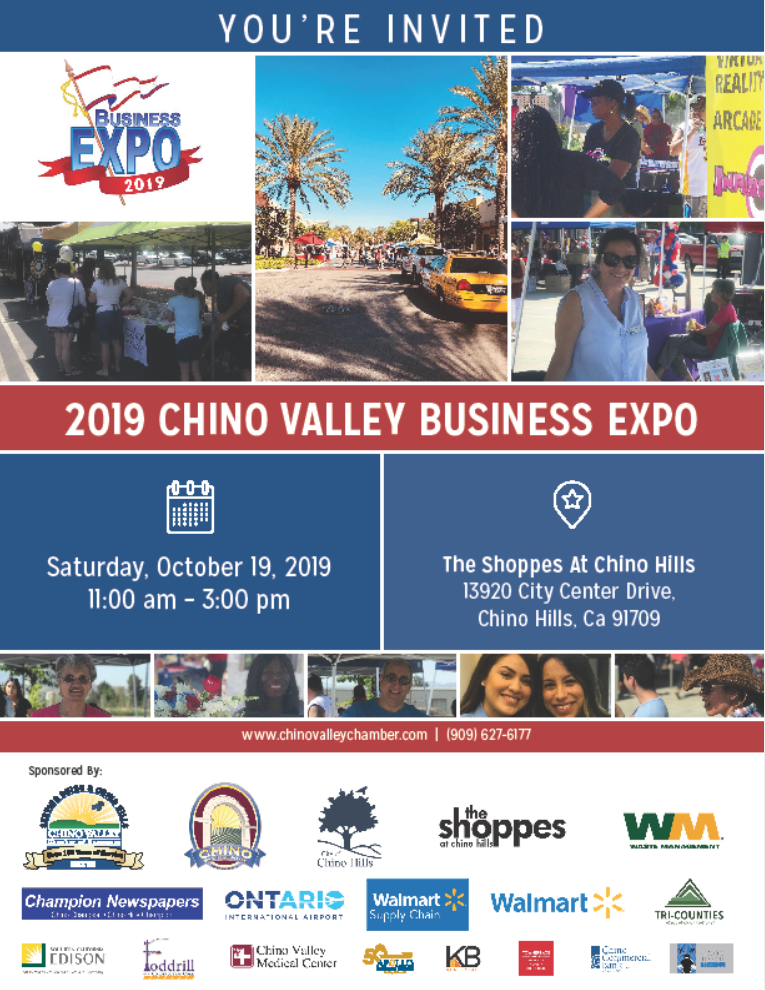 Updated Business Expo Flyer