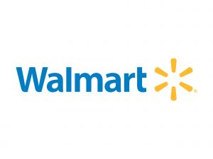 Walmart logo.  (PRNewsFoto/WALMART CORPORATE COMMUNICATIONS)